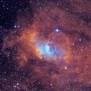 The Bubble Nebula NGC7635,                                Arnaud Peel