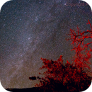 Nightscape from Mauna Kea Visitor's Centre,                                Peter Pat