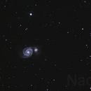 M51,                                Néo Astronomie