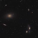 NGC 4438 LRGB,                                Vince