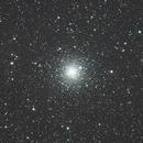 The Great Peacock Globular - NGC6752,                                Andre Brossel
