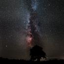 Summer Milky Way,                                AstroAdventures