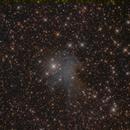 IC 5076 Reflexionsnebel im Sternbild Schwan,                                Horst Twele