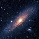 M31- Andromeda Galaxy,                                Mike Ingalls