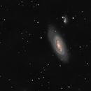 A Study of the Virgo Galaxy Cluster - Part 34: Messier 90,                                Timothy Martin & Nic Patridge