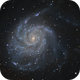M101 from the city,                                Edoardo Luca Radi...