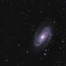 Galaxia de Bode (M81),                                Chesco Carbonell