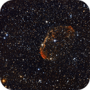 NGC 6888 - Nebulosa Crescent,                                Luis Martinez