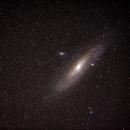 Andromeda Galaxy,                                Sean Boon