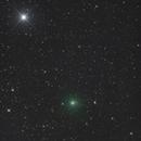 COMET ATLAS C/2020 M3,                                KAZUHIRO NONOMURA