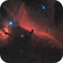 HorseHead and Flame Nebulas 2019,                                Astrovetteman