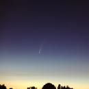 Comet C/2020 F3 (NEOWISE),                                Lukas Van den Broeck