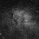 Sharpless in Ceph [Sh2-132] - The Lion's Head,                                G400