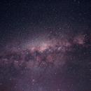 Wide field Milky way,                                Henry Kwok