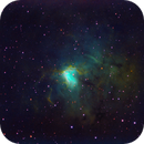 NGC 1491 Nebula in Perseus,                                Francois Theriault