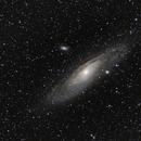 M31 Andromeda Galaxy,                                Fenton