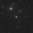 NGC 7814,                                François Régembal