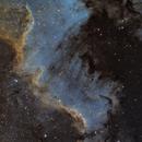 NGC7000,                                Keith Bramley