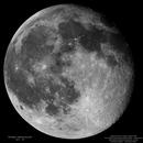 The Moon in Black and White,                                Dominique Callant