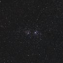 NGC 869 and NGC 884 - The Double Cluster,                                David Cocklin