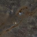 Molekülwolken im Taurus,                                Jürgen Kemmerer