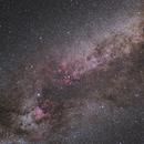 Cygnus Milky Way,                                Fernando Huet