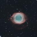 NGC7293(Helix Nebula),                                Hideki