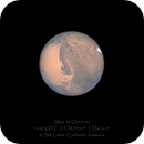 Mars 14 Oct 2020 - Another Opposition Capture,                                Seb Lukas