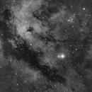 IC 1318 Ha,                                Elboubou