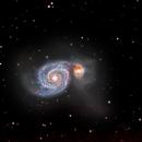 M51 Whirlpool,                                dkuchta5