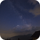 Timelapse Milky Way Emberger Alm,                                Christian Kussberger