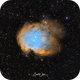 NGC 2174 Monkey Head Nebula/Sh2-247,                                Carl Weber