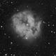 IC5146 H-alpha,                                antares47110815
