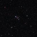 Messier 103,                                simon harding