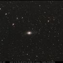 Arp 189 - NGC 4651 umbrella galaxy,                                Michael Lorenz