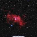 NGC7635 Bubble Nebula,                                Michael A. Phillips