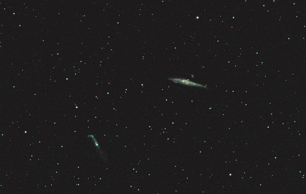 NGC 4631 NGC 4656,                                K. Schneider