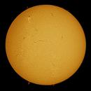 Sun : Full disc (08/2015),                                JG