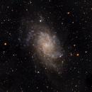 Triangulum Galaxy,                                HUGO S GARNICA