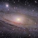 M31 - Andromeda Galaxy,                                Yago