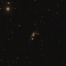 NGC 6872 - The Condor galaxy,                                Steve de Lisle