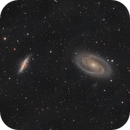 Bode's Galaxy and Cigar Galaxy (M81 and M82),                                Fred Boucher