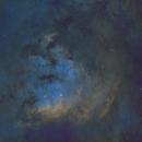 NGC 7822,                                Jianheng