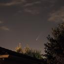 La comète Néowise au 15 juillet 2020 (5),                                Corine Yahia (RIGEL33)