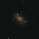M33 Galaxy in Triangulum,                                Jaimie Thomas