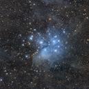 Pleiades M45,                                tommy_nawratil