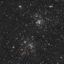 NGC 869/884 , h and χ Persei,                                Dennis Kaiser