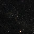 NGC 7497 and  Integrated Flux Nebula,                                Nikolay Iliev