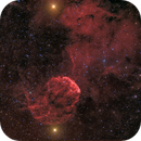 IC 443 - Jellyfish Nebula,                                Franco Sgueglia &...