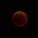 Total Lunar eclipse,                                Alan Ćatović